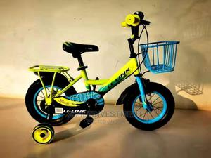 """Sports Bicycle for Children - 12"""". 
