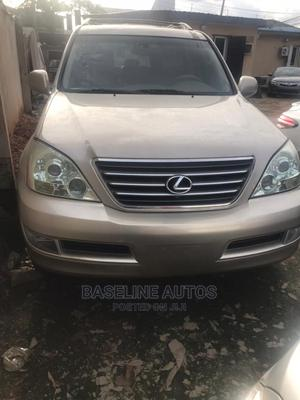 Lexus GX 2003 Gold   Cars for sale in Lagos State, Isolo