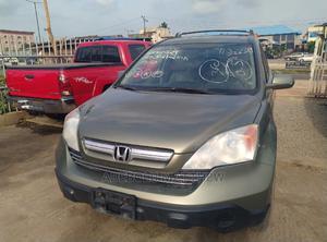 Honda CR-V 2008 Green | Cars for sale in Lagos State, Ojodu