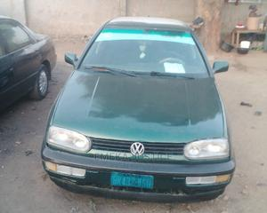 Volkswagen Golf 1997 Green   Cars for sale in Abuja (FCT) State, Nyanya