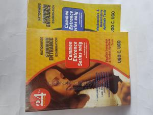 Nationwide Common Entrance Examination 1 2 by Ugo C.Ugo. | Books & Games for sale in Lagos State, Yaba