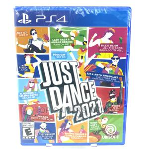 Brand New Sealed PS4 Just Dance 2021 Playstation 4 | Video Games for sale in Lagos State, Agege