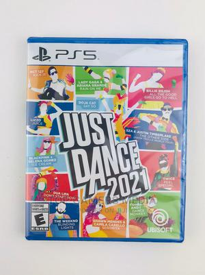 Brand New Sealed Ps5 Just Dance 2021 - Playstation 5 | Video Games for sale in Lagos State, Agege