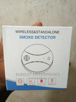 Wireless Standalone Smoke Detector | Safetywear & Equipment for sale in Lagos State, Ikeja