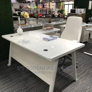 Executive Office Table With Chair | Furniture for sale in Lagos State, Lekki