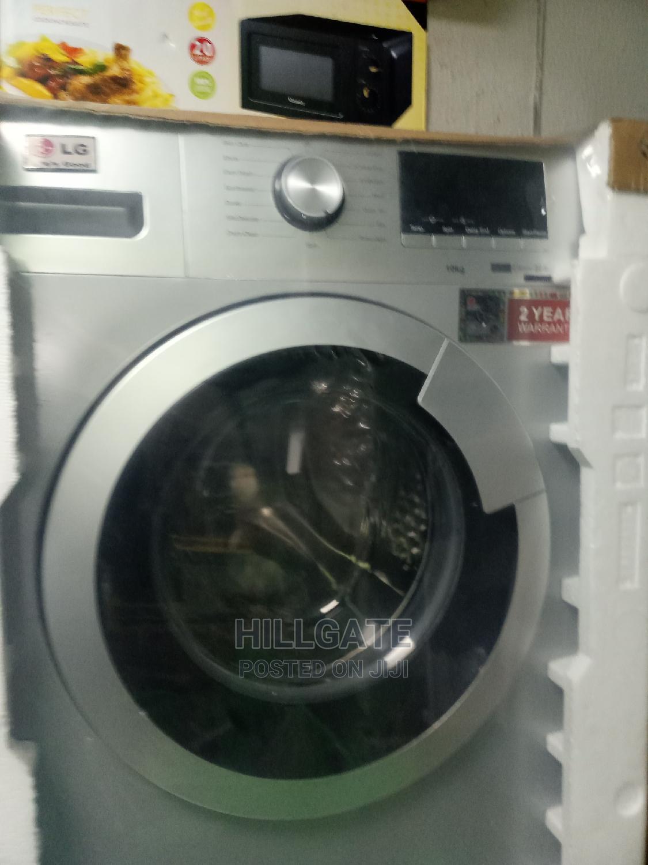 Archive: 10kg LG Washing Machine