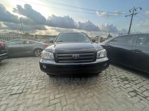 Toyota Highlander 2006 Limited V6 4x4 Black   Cars for sale in Lagos State, Ikeja