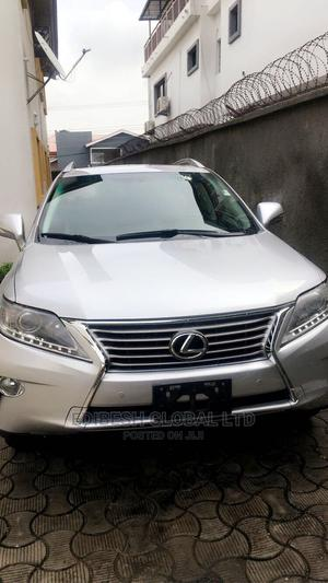 Lexus RX 2013 Silver | Cars for sale in Lagos State, Ajah
