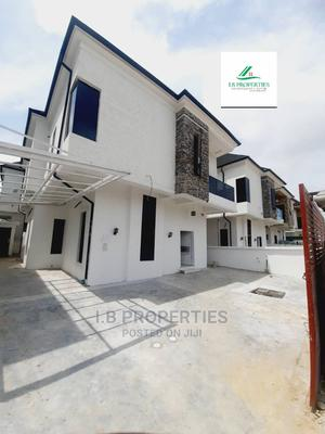 Executively Built 4 Bedroom Fully-Detached Duplex for Sale | Houses & Apartments For Sale for sale in Lekki, Lekki Phase 2