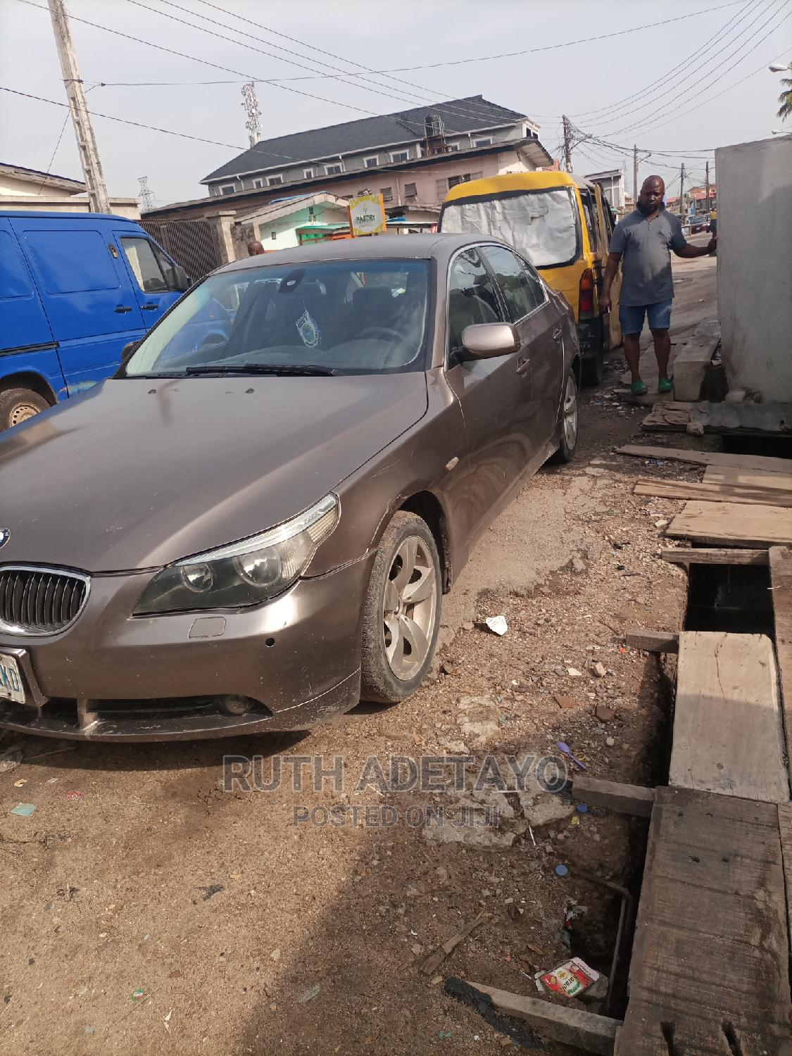 Archive: BMW 535i 2008 Brown