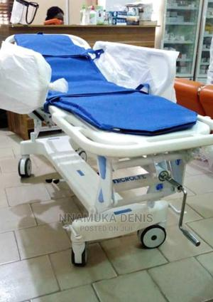 Mobile ABS Patient Trolley | Medical Supplies & Equipment for sale in Lagos State, Lagos Island (Eko)