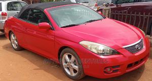 Toyota Solara 2008 Red | Cars for sale in Lagos State, Ikorodu