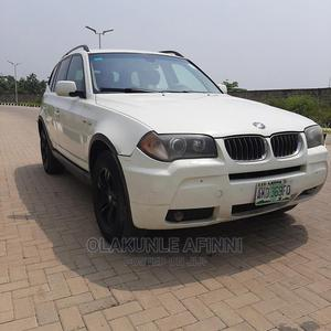 BMW X3 2006 3.0i White   Cars for sale in Lagos State, Ikeja
