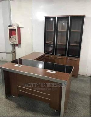 Imported Office Furniture Table and Book Shelf   Furniture for sale in Lagos State, Lekki