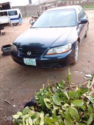 Honda Accord 2001 Coupe Blue | Cars for sale in Oyo State, Ibadan