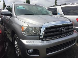 Toyota Sequoia 2008 Gray | Cars for sale in Lagos State, Apapa