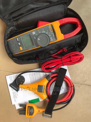 Fluke AC DC Clamp Meter Wifi | Measuring & Layout Tools for sale in Lagos State, Lekki