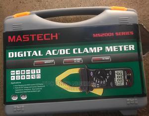 Mastech AC DC Clamp Meter Ms2001 | Measuring & Layout Tools for sale in Lagos State, Lekki