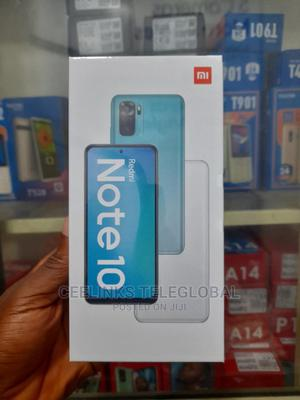 New Xiaomi Redmi Note 10 128 GB Gray   Mobile Phones for sale in Lagos State, Ikeja