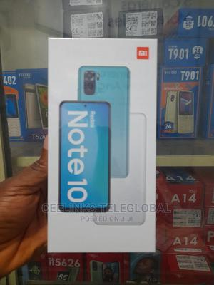 New Xiaomi Redmi Note 10 128 GB Green   Mobile Phones for sale in Lagos State, Ikeja
