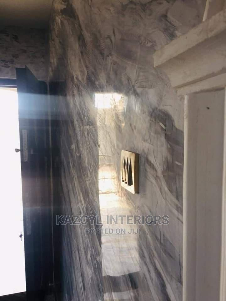 Stucco Marble Effect Painting   Building & Trades Services for sale in Benin City, Edo State, Nigeria
