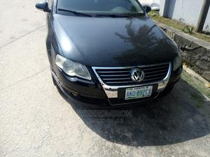 Volkswagen Passat 2007 Black | Cars for sale in Lagos State, Ogba