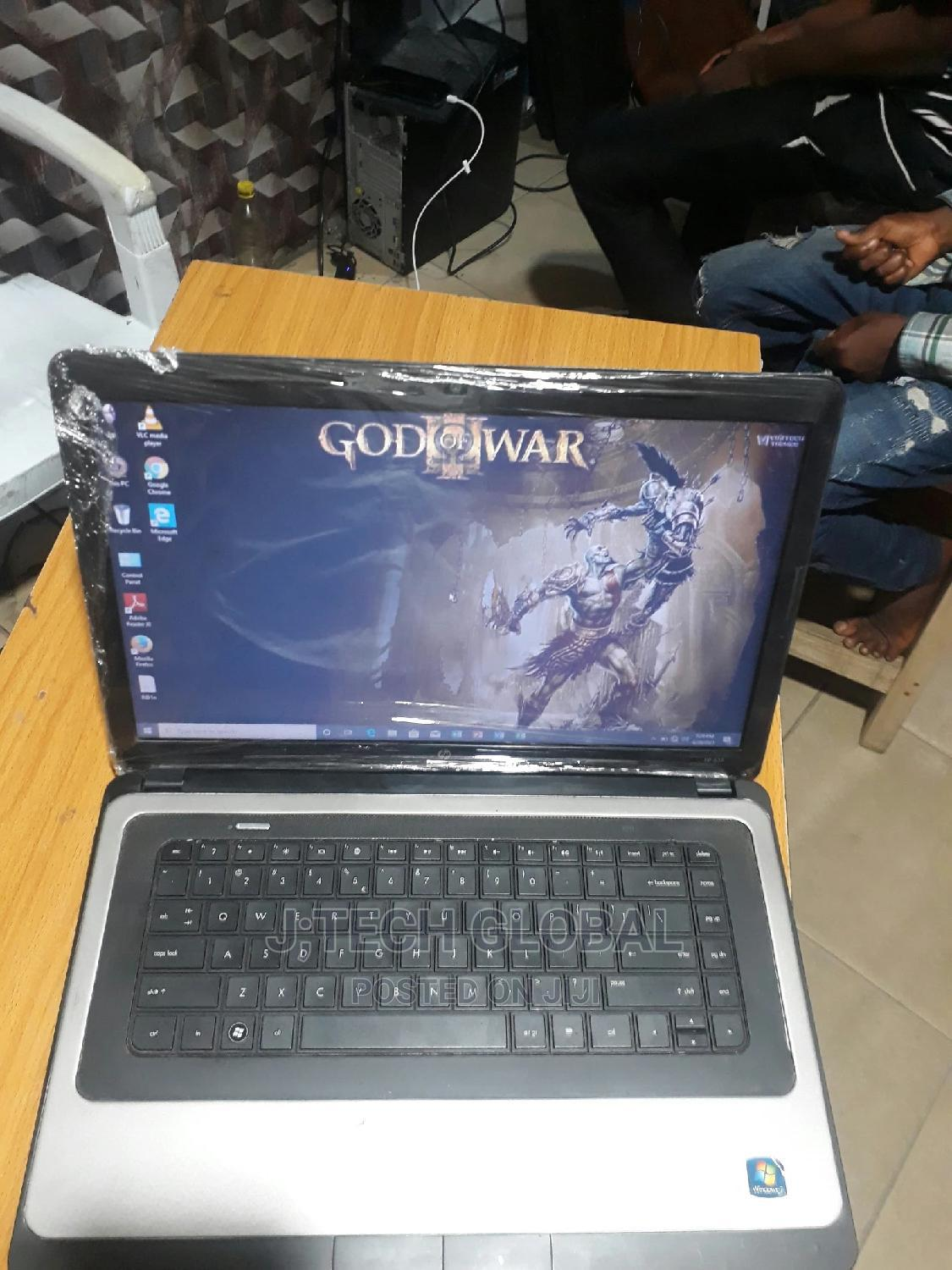 Laptop HP 630 4GB Intel Core 2 Duo HDD 320GB | Laptops & Computers for sale in Port-Harcourt, Rivers State, Nigeria