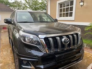 New Toyota Land Cruiser Prado 2017 GX Black | Cars for sale in Abuja (FCT) State, Gwarinpa