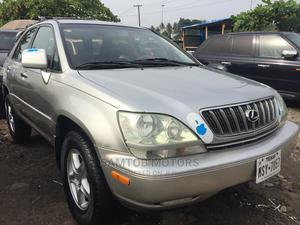 Lexus RX 2003 Silver | Cars for sale in Lagos State, Apapa