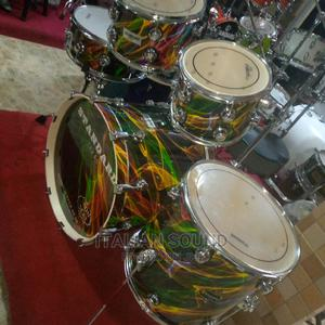 5 Set Standard Drum   Musical Instruments & Gear for sale in Lagos State, Ojo
