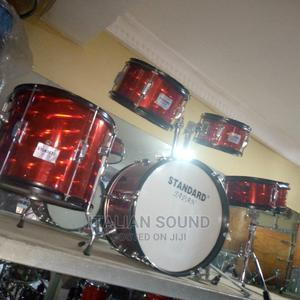 Standard Drum Set 5 Pcs   Musical Instruments & Gear for sale in Lagos State, Ojo