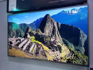 Samsung Smart UHD 4K HDR TV 55inch Curve Screen | TV & DVD Equipment for sale in Lagos State, Ogudu