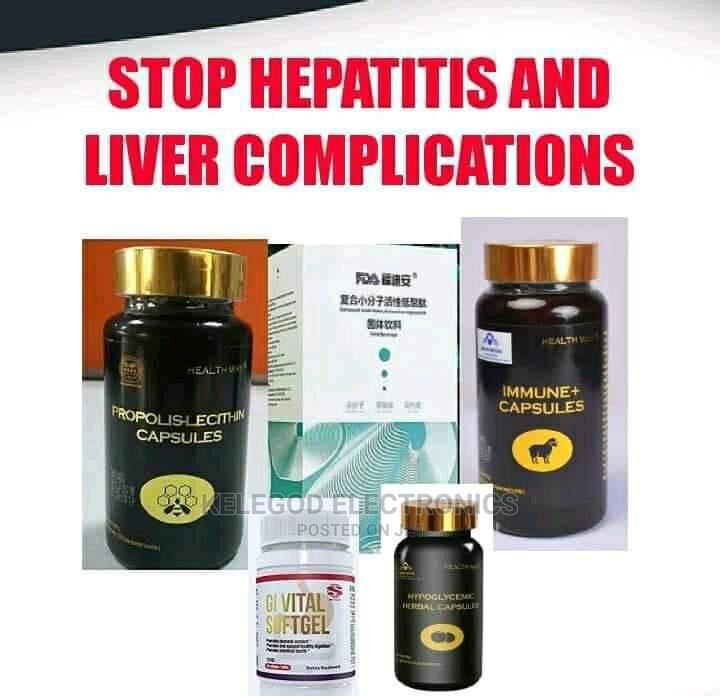 Peptide,Immune+, GI Vital, Propolis Lecithin and Herbal Cap