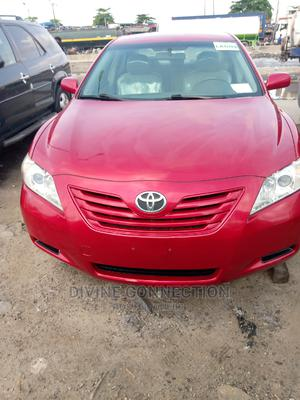 Toyota Camry 2007 Red | Cars for sale in Lagos State, Apapa