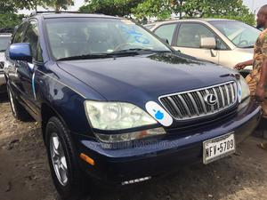 Lexus RX 2001 300 Blue | Cars for sale in Lagos State, Apapa
