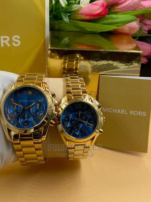 Micheal Kors Couple Wrist Watch | Watches for sale in Lagos State, Apapa