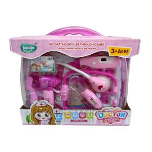 Pink Doctor 2-In-1 Pretend Play Set   Toys for sale in Lagos State, Yaba