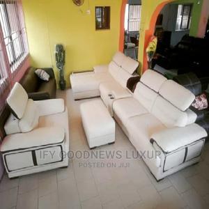 L-Shape Sofa   Furniture for sale in Lagos State, Ojo