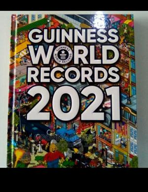 Guinness World Records 2021 | Books & Games for sale in Lagos State, Yaba