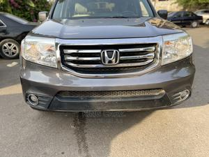 Honda Pilot 2013 Gray | Cars for sale in Abuja (FCT) State, Central Business District