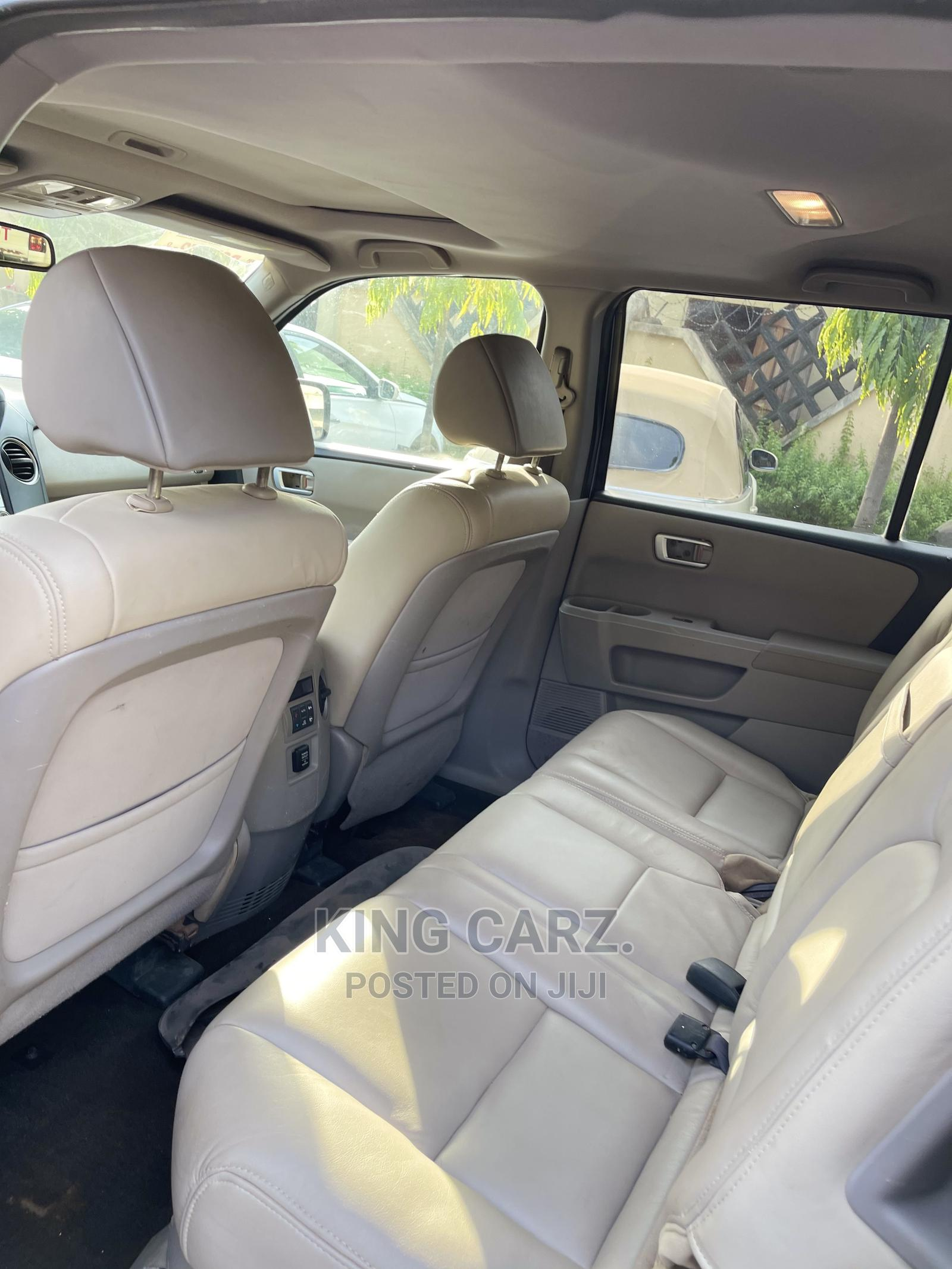 Honda Pilot 2013 Gray | Cars for sale in Central Business District, Abuja (FCT) State, Nigeria