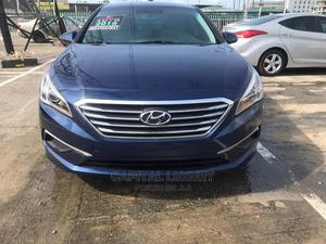 Hyundai Sonata 2016 SE Blue   Cars for sale in Lagos State, Lekki