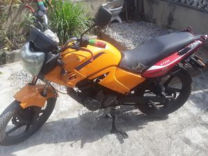 Kymstone Husky 2015 Yellow   Motorcycles & Scooters for sale in Lagos State, Surulere