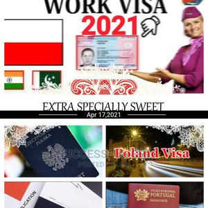 Poland Work Visa | Travel Agents & Tours for sale in Lagos State, Ikeja