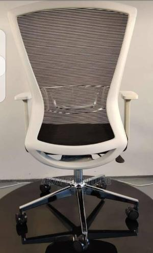 Mesh Swivel Office Chair | Furniture for sale in Lagos State, Isolo