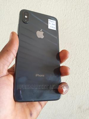 Apple iPhone XS Max 64 GB Black | Mobile Phones for sale in Delta State, Sapele