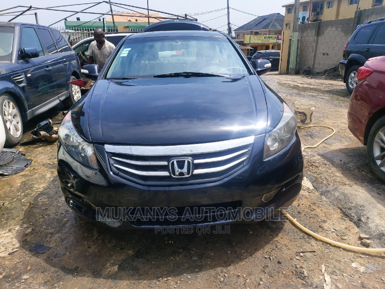 Archive: Honda Accord 2009 2.4 EX Black