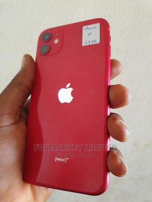Apple iPhone 11 64 GB Red   Mobile Phones for sale in Delta State, Sapele