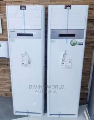 Hisense Floor Standing AC 3ton Super Cooling  Copper | Home Appliances for sale in Lagos State, Ojo