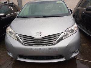 Toyota Sienna 2011 XLE 7 Passenger Gray | Cars for sale in Lagos State, Amuwo-Odofin